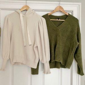 Xs express sweater set